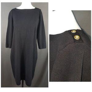 4/10- Talbots 1X Dress